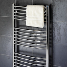 Electric bathroom radiators Dublin