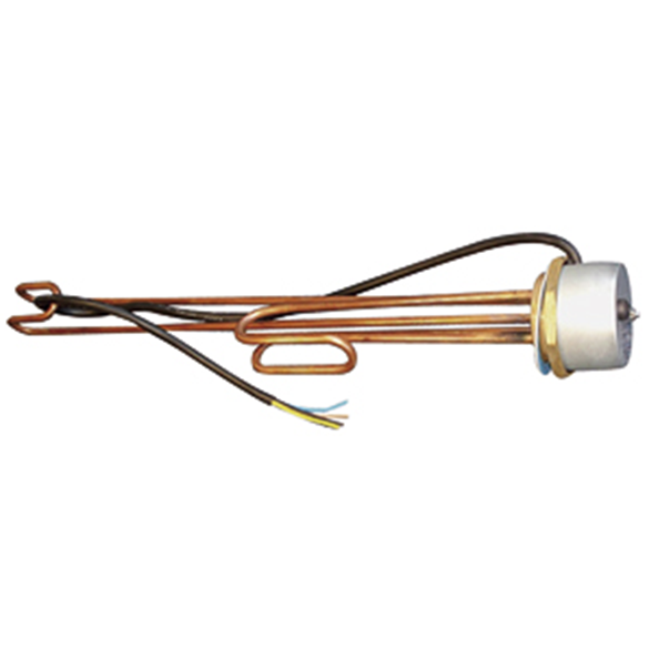 Immersion heater element